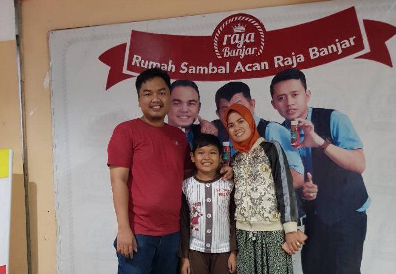 Mengenal  Aulia ARB, Sosok dibalik Rumah Sambal  Acan Raja Banjar