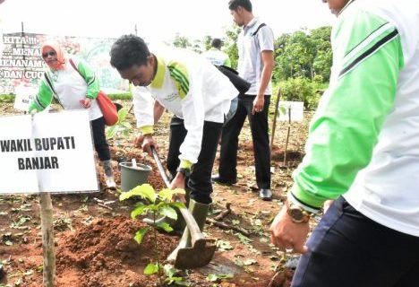 Mendapat  Adipura, Saidi : Ini Komitmen  Pemkab  Banjar  Terhadap Lingkungan