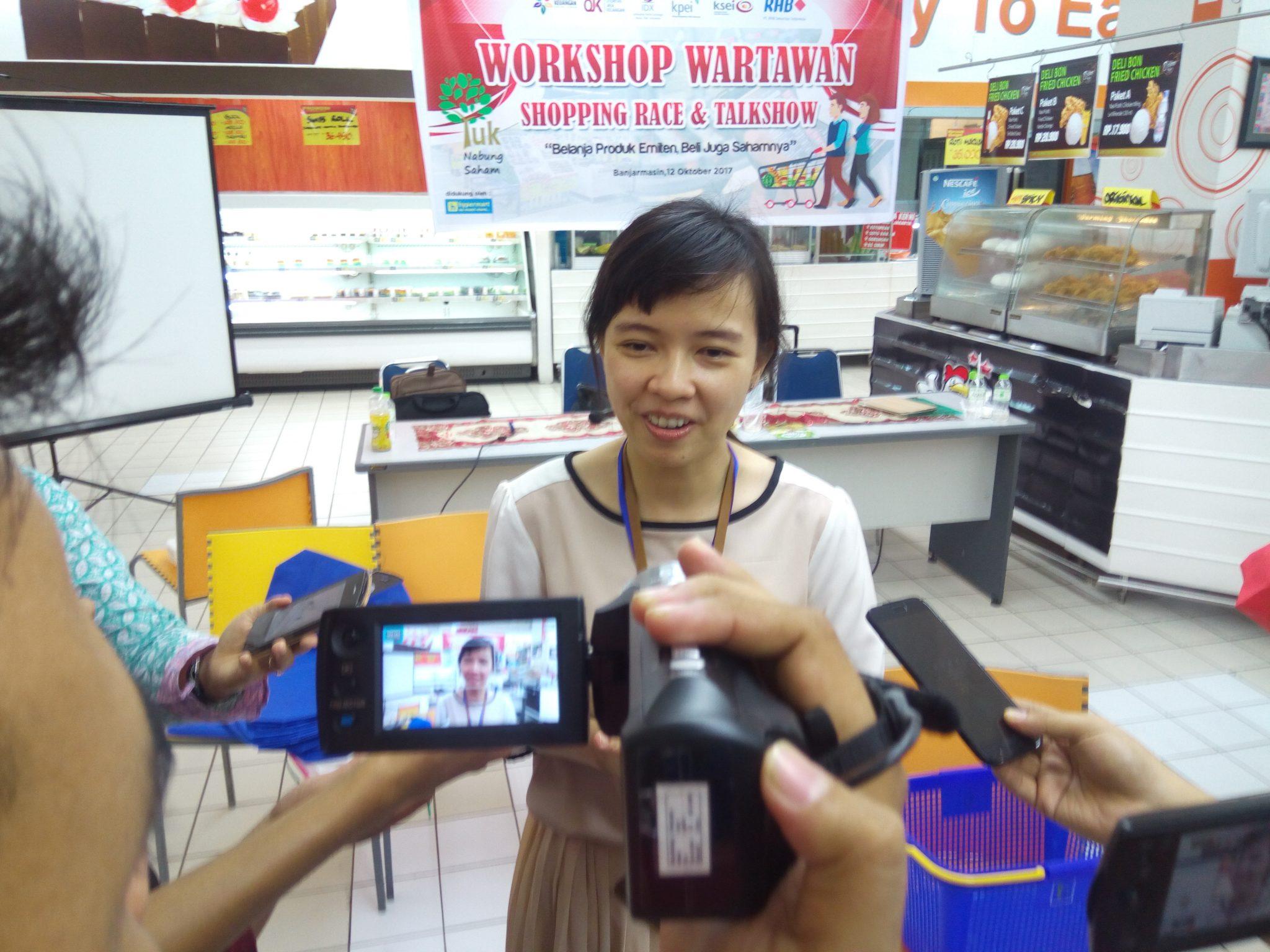 Kenalkan Saham lebih Mendalam, IDX Gelar Workshop Untuk Wartawan