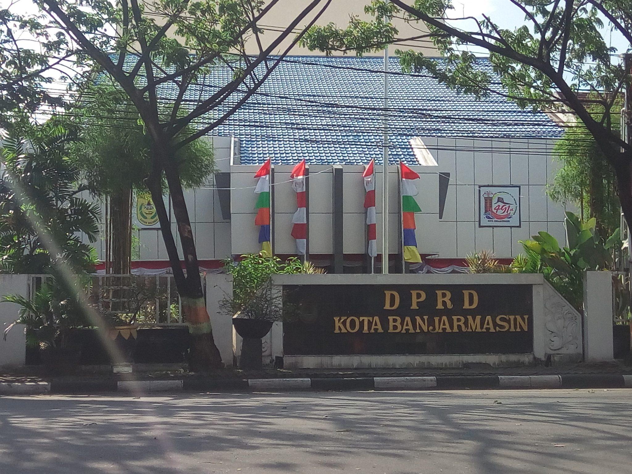 Pembatasan Wartawan di DPRD Banjarmasin. PWI : Banmus Tidak Berwenang Urusi Wartawan