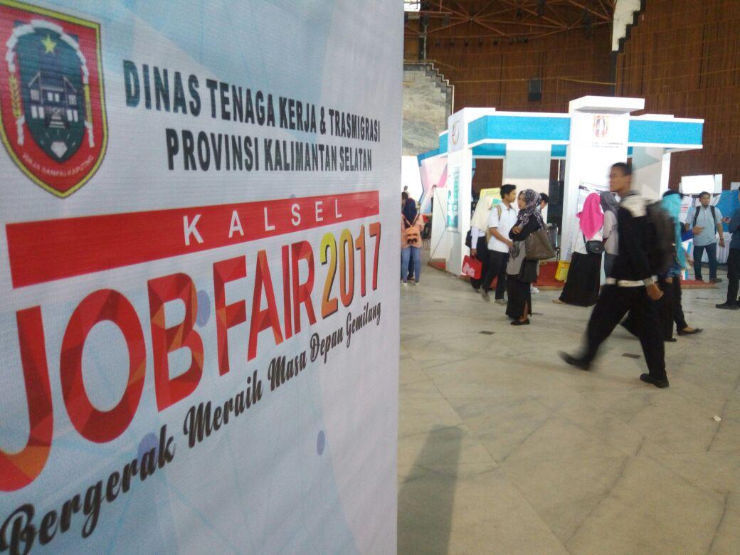 Job Fair 2017 Didominasi Lowongan Marketing