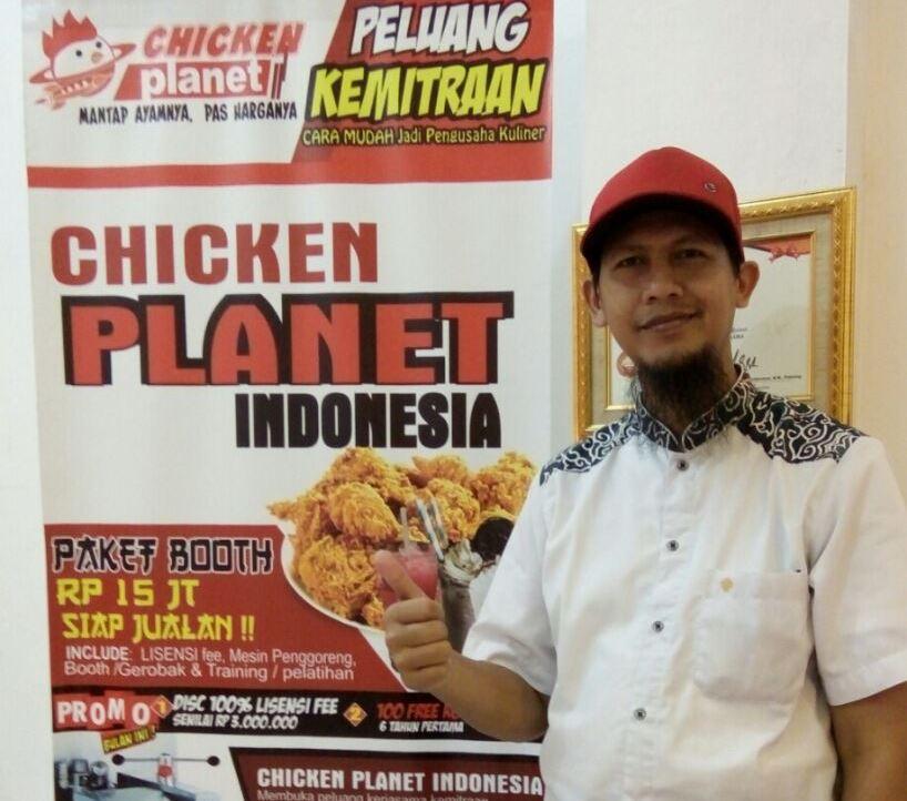 CHICKEN PLANET INDONESIA. Tawarkan Kemitraan Syariah, Free Lisensi dan Royalti