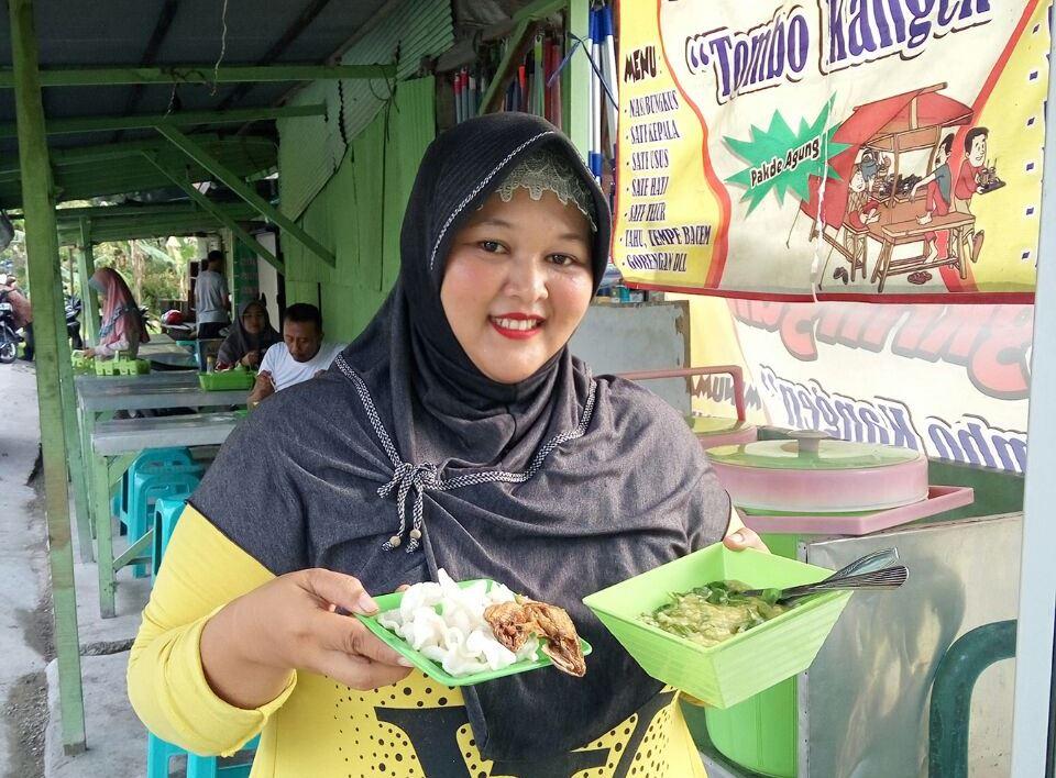 Bubur Manado, Sehat Buburnya Murah Harganya