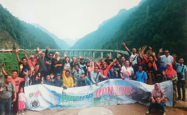 Dukung Kemajuan Pariwisata Nasional, Alumni Famtrip HPN 2018 Bentuk Forwata