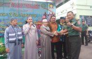 TNI Siap Mendukung Pembangunan di Daerah