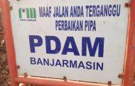 Pipa PDAM Bocor, Wilayah Barat dan Tengah Bermasalah