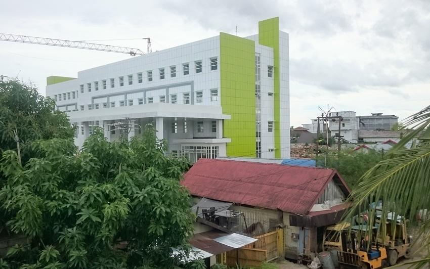 Pembangunan RS Sultan Suriansyah Dipastikan Berlanjut