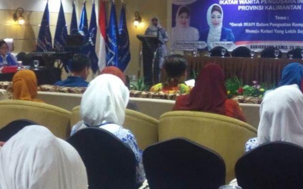 IWAPI Bergerak Dorong Peningkatan Kompetensi Perempuan