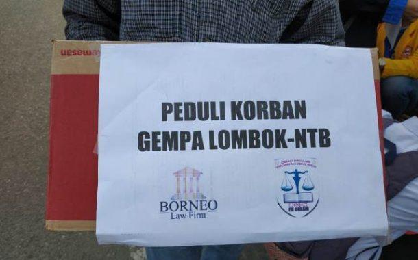 Peduli Korban Gempa Lombok, BLF Galang Dana di Jalan