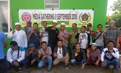 PT ITP Jalin Keakraban Melalui Media Gathering