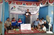 Pertamina Bantu 3 Kelompok Nelayan