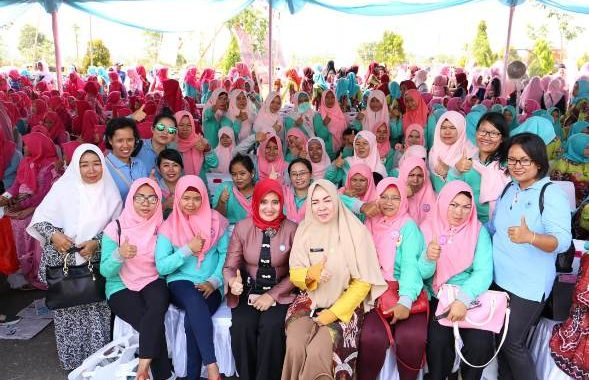 2.053 Ibu Hamil Cetak Rekor Muri di HPS ke-38
