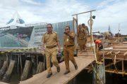 Bupati Minta Siring Laut Selesai Tepat Waktu