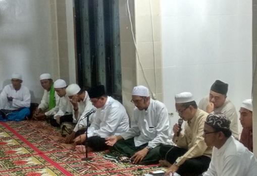 57 Orang Guru Agama Hadiri Haul Guru Bangil