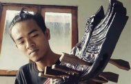 Fahrul, Lestarikan Budaya Lewat  Musik  Panting