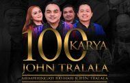 Peringati 100 Hari John Tralala, JT Junior Gelar 100 Karyanya