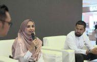 Pasangan Selebritis Ini Buka Travel Umroh & Haji di Banjarmasin