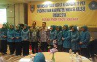 Dinas PMD Gelar Workshop Tata Kelola Keuangan Bagi TP PKK