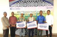 Bank Indonesia Bantu 4 Masjid dan 3 Panti Asuhan