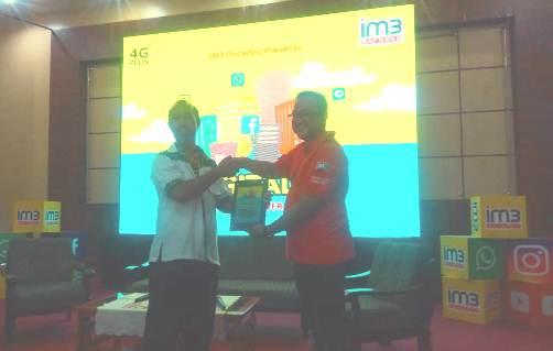 Indosat Im3 Ooredoo Latih Mahasiswa Berwirausaha