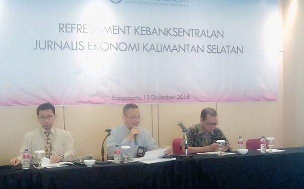 Tingkatkan Keakraban, Bank Indonesia Gelar Refresment Bersama Jurnalis Ekonomi
