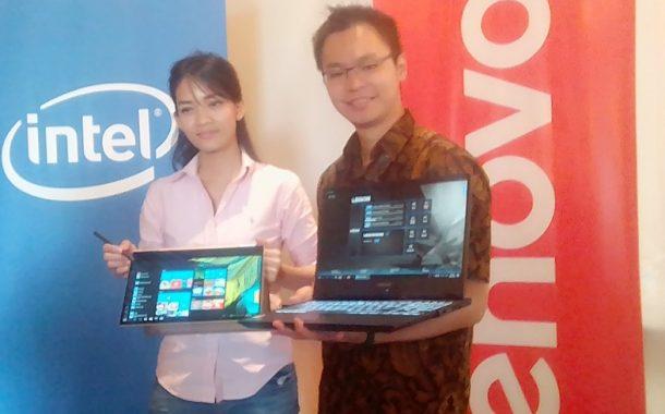 Lenovo Perkenalkan Produk Terbarunya di Banjarmasin
