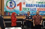 Peringati Setahun Usianya, FSI Kalsel Gelar Bakti Sosial