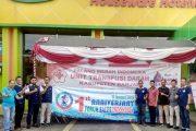 FSI Kalsel  Sumbangkan 53 Kantong Darah
