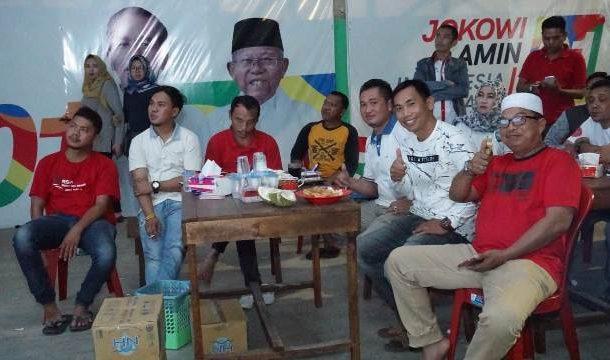 RJI dan RMI Tala Nobar Debat Capres
