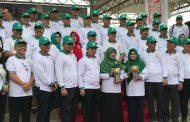 Piala Adipura Diarak Keliling Banjarmasin