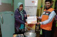 Rumah Zakat Salurkan Bantuan Sarana Usaha