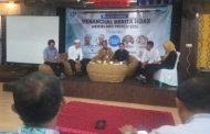Tangkal Berita Hoax, JaDI Kalsel Gelar Dialog Media