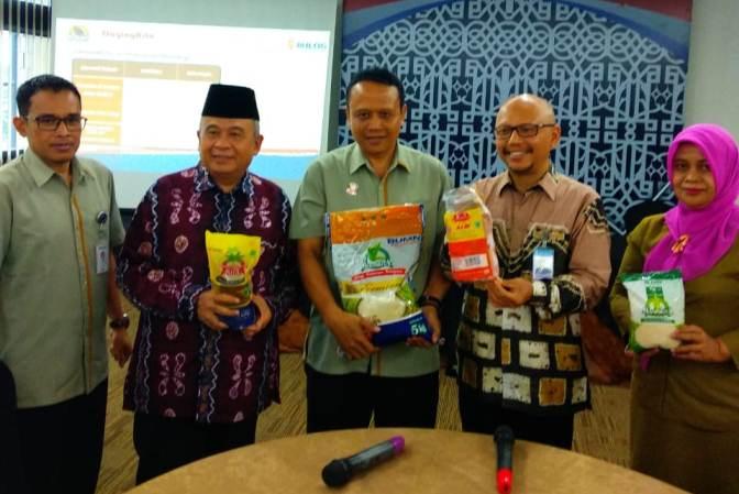 Bersama Bulog, Bank Indonesia Kampanyekan Daging Beku