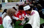 Bantu Jamaah Haul Sekumpul, 25 Posko PMI Disiagakan