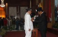 Anang - Mawardi Resmi Jabat Bupati- Wakil Bupati Tabalong