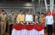 Presiden Jokowi Resmikan Bandara Tjilik Riwut Senilai Rp 700 M
