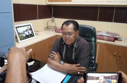 Dewan Pertanyakan Kontrak Pekerjaan RS Sultan Suriansyah