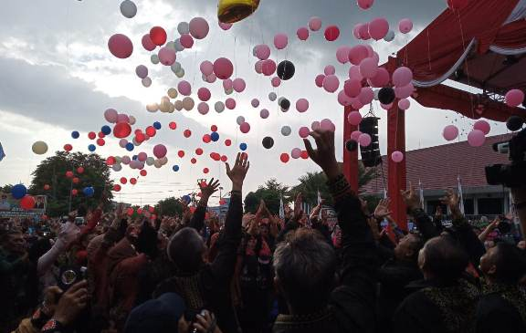 Pemkot Banjarbaru Peringati HUT Ke-20