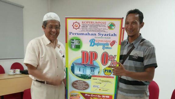 Koperumnas  Siapkan 1200 Unit Rumah Syariah di Banjarbaru