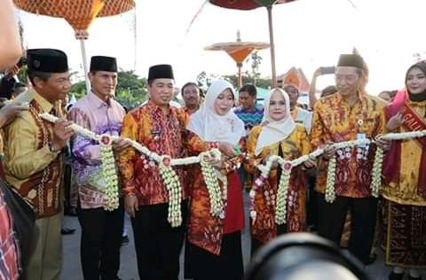 258  Stand Meriahkan Pasar Ramadhan Taman Kamboja