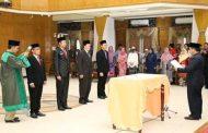 Walikota Banjarmasin Lantik  Direktur RSUD Sultan Suriansyah