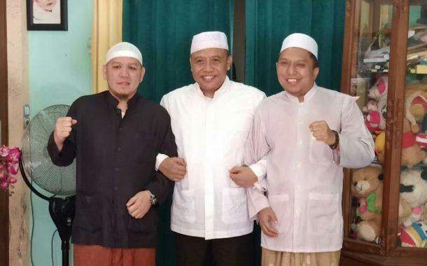 Kapolda Kalsel Kunjungi Habib Banua dan Ketua FPI Kalsel