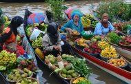 Madihin dan Pasar Terapung Jadikan Banjarmasin Nominator Kota kreatif