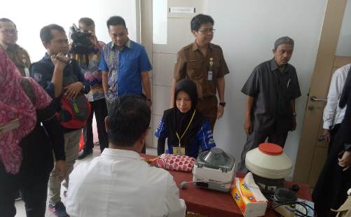 Dewan Sidak RSUD Sultan Suriansyah