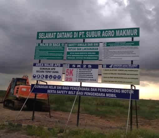 Warga Desa Bajayau Somasi PT SAM