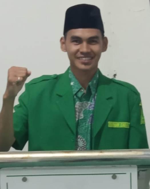 Fahri Calonkan Diri, Ketua GP Ansor HST