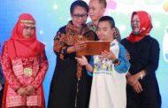 Kisah Asyaffa Anak Disabilitas, Punya Asa dan Prestasi Tanpa Batas