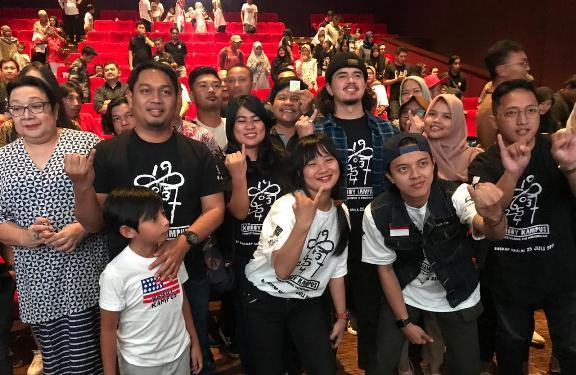 Koboy Kampus Film Nasional Pertama Karya 69 Production