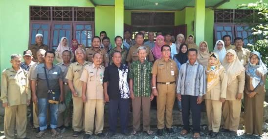 Distanhorbun Tanah Laut Sosialisasikan STDB