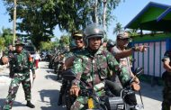 Mayjen TNI Suko Pranoto Tinjau Kuin Kacil